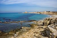 Coastline at Caesarea