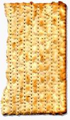 Broken matzah