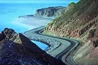Sinai coast road